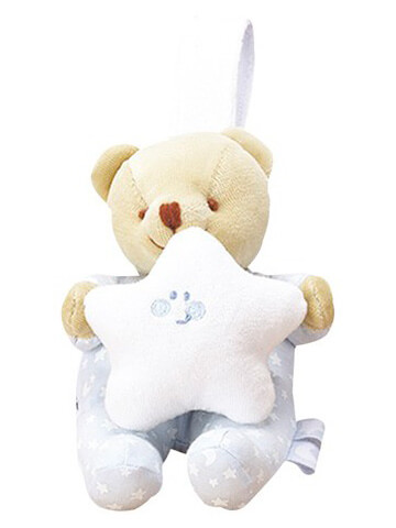 BOY BEAR SOOTHER BAG